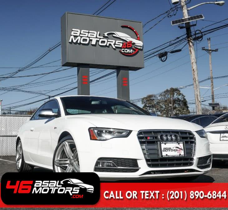 Used 2013 Audi S5 in East Rutherford, New Jersey | Asal Motors 46. East Rutherford, New Jersey