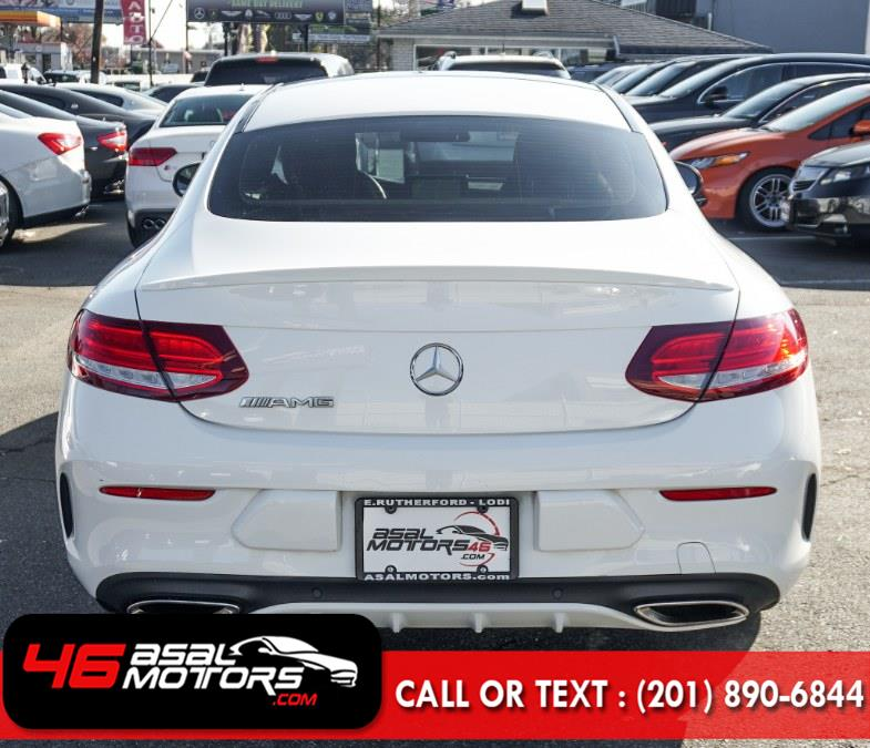 2017 Mercedes-Benz C-Class C 300 4MATIC Coupe, available for sale in East Rutherford, New Jersey | Asal Motors 46. East Rutherford, New Jersey