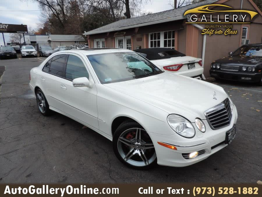 Used 2008 Mercedes-Benz E-Class in Lodi, New Jersey | Auto Gallery. Lodi, New Jersey