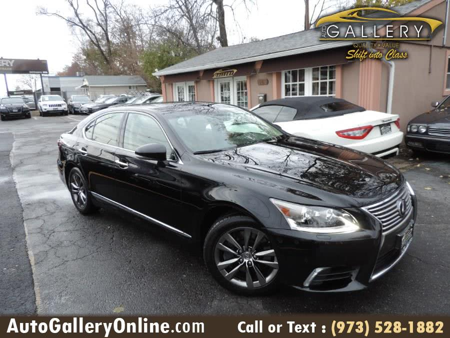 Used Lexus LS 460 4dr Sdn AWD 2016 | Auto Gallery. Lodi, New Jersey
