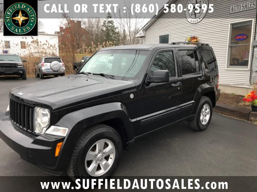 Used 2011 Jeep Liberty in Suffield, Connecticut | Suffield Auto Sales. Suffield, Connecticut