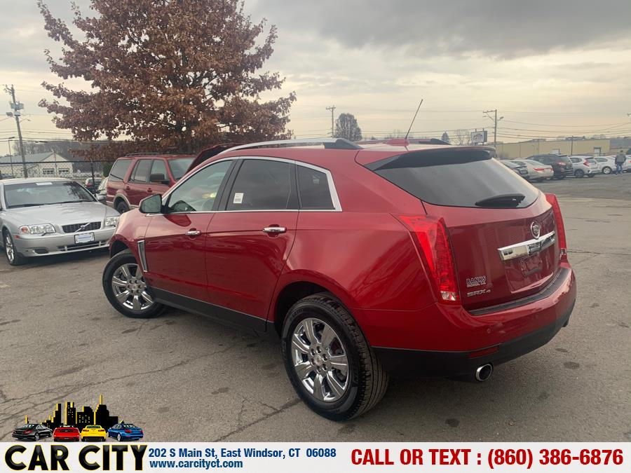 2015 Cadillac SRX AWD 4dr Luxury Collection, available for sale in East Windsor, Connecticut | Car City LLC. East Windsor, Connecticut