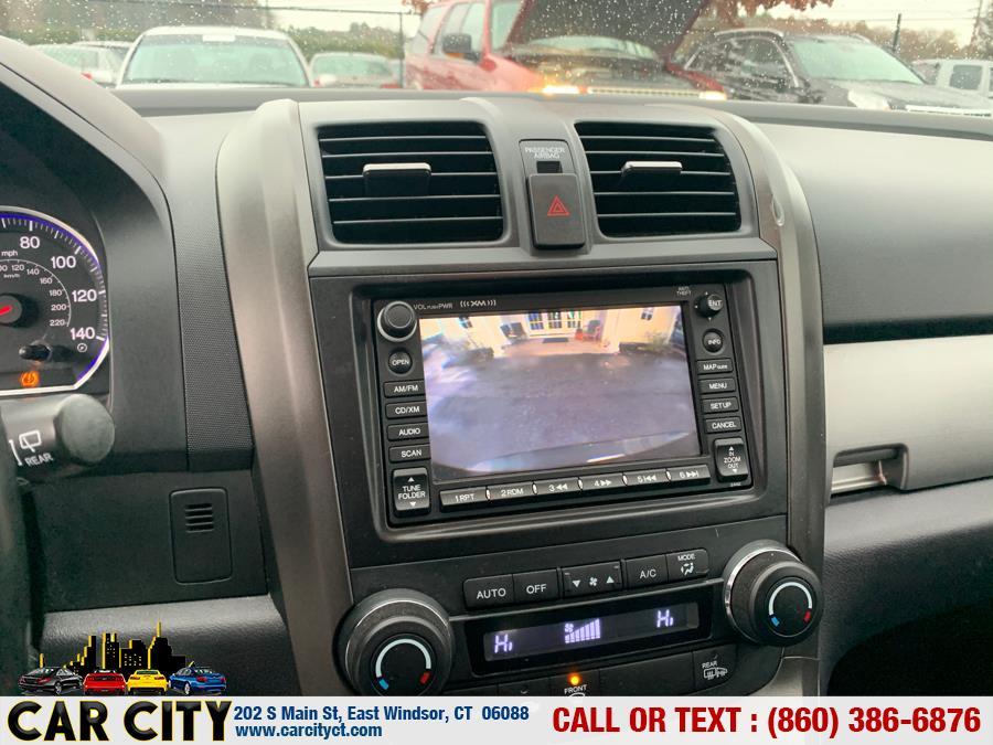 2011 Honda CR-V 4WD 5dr EX-L w/Navi, available for sale in East Windsor, Connecticut | Car City LLC. East Windsor, Connecticut