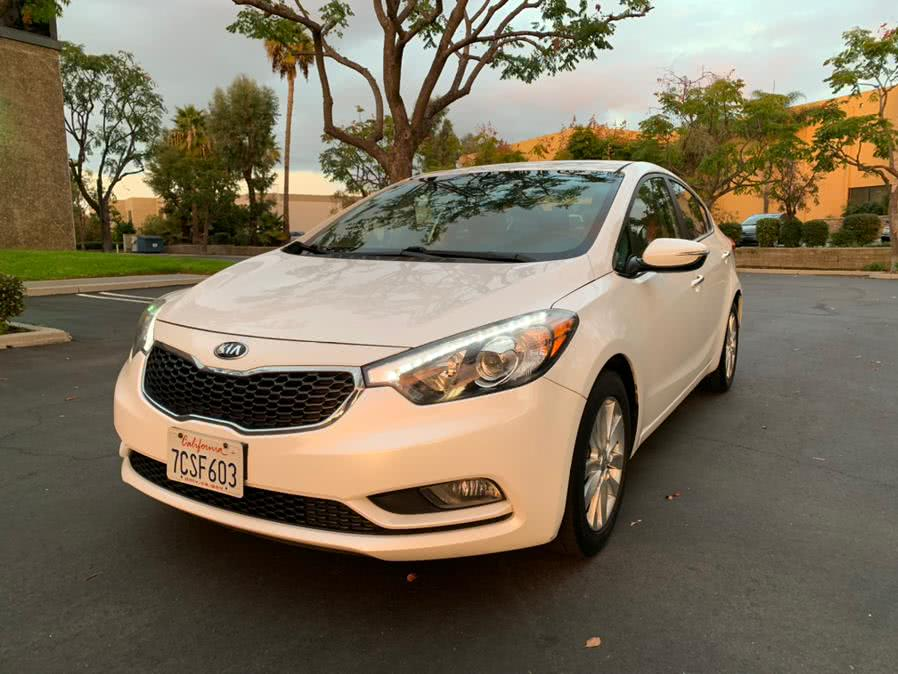 Used 2014 Kia Forte in Lake Forest, California | Carvin OC Inc. Lake Forest, California
