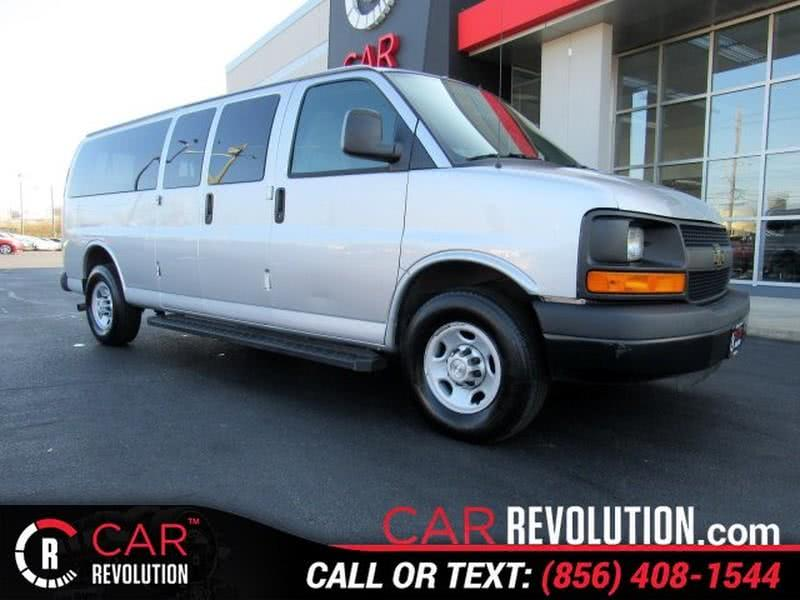 Used 2015 Chevrolet Express Passenger in Maple Shade, New Jersey | Car Revolution. Maple Shade, New Jersey