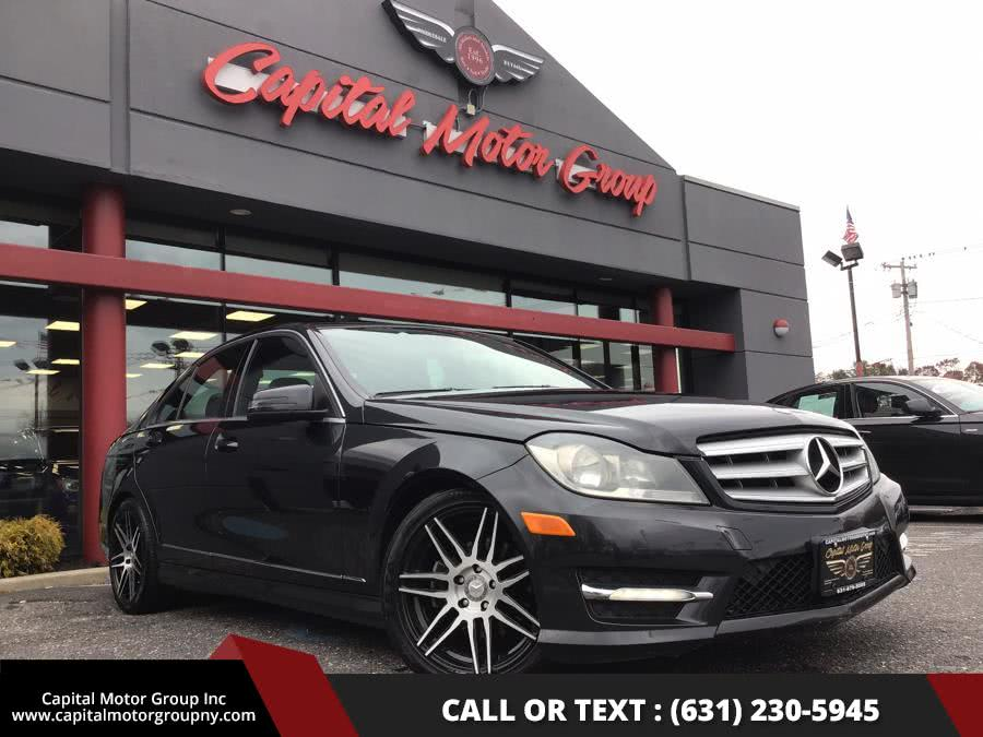 Used 2012 Mercedes-Benz C-Class in Medford, New York | Capital Motor Group Inc. Medford, New York