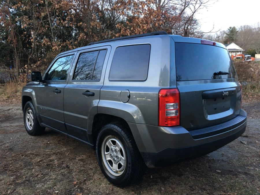Used Jeep Patriot FWD 4dr Sport 2012 | Elite Auto Brokers LLC. Norwich, Connecticut