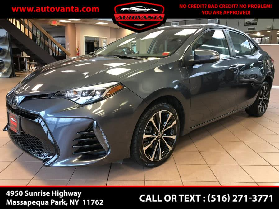 Used 2017 Toyota Corolla in Massapequa Park, New York | Autovanta. Massapequa Park, New York