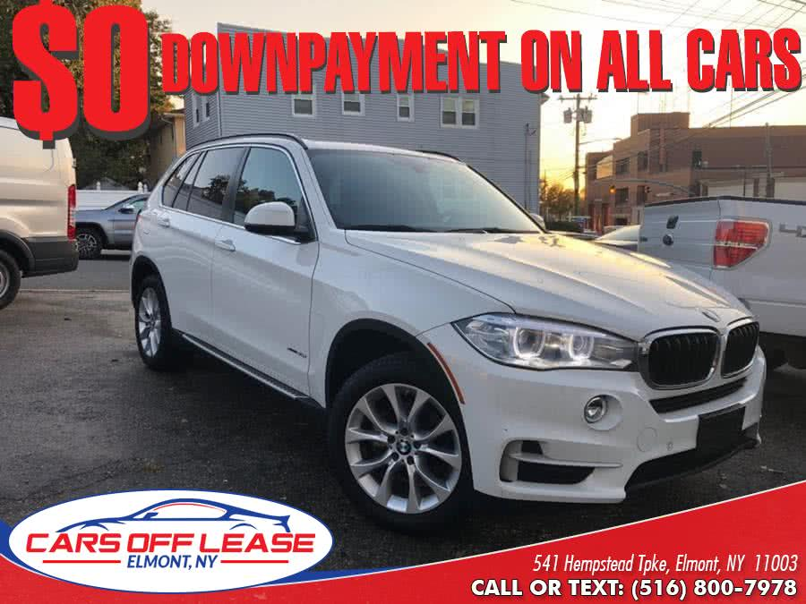 2016 BMW X5 AWD 4dr xDrive35i, available for sale in Elmont, New York | Cars Off Lease . Elmont, New York