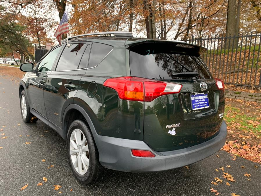 2013 Toyota RAV4 AWD 4dr Limited (Natl), available for sale in Little Ferry, New Jersey | Daytona Auto Sales. Little Ferry, New Jersey