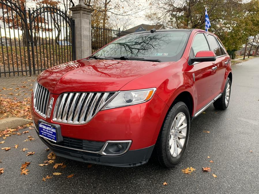 Used Lincoln MKX AWD 4dr 2011   Daytona Auto Sales. Little Ferry, New Jersey