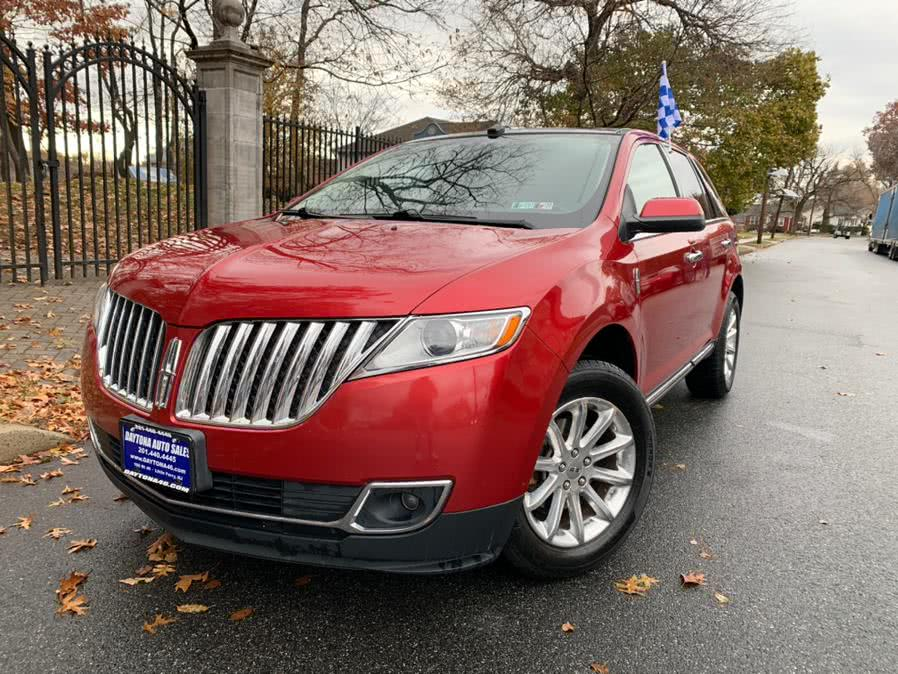 Used 2011 Lincoln MKX in Little Ferry, New Jersey | Daytona Auto Sales. Little Ferry, New Jersey