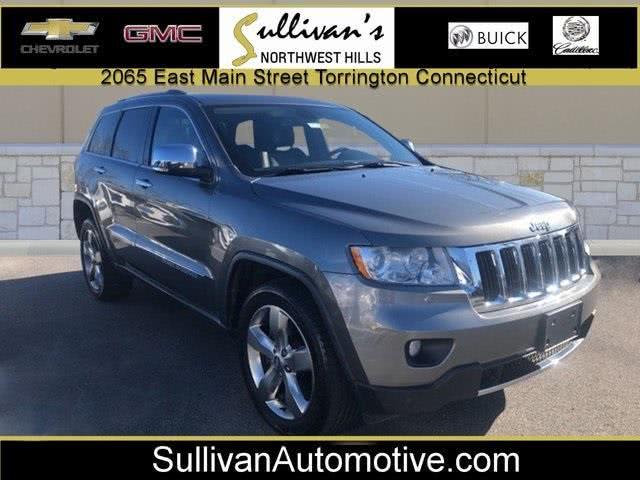 Used Jeep Grand Cherokee Limited 2011 | Sullivan Automotive Group. Avon, Connecticut