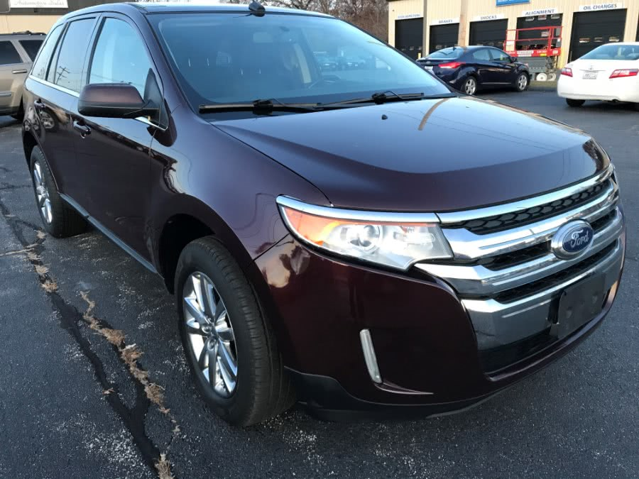 Used Ford Edge 4dr Limited AWD 2011 | Premier Automotive Sales. Warwick, Rhode Island