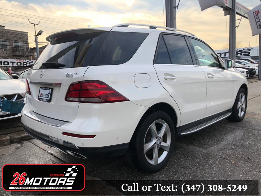 2017 Mercedes-Benz GLE GLE 350 4MATIC SUV, available for sale in Bronx, New York | 26 Motors Corp. Bronx, New York