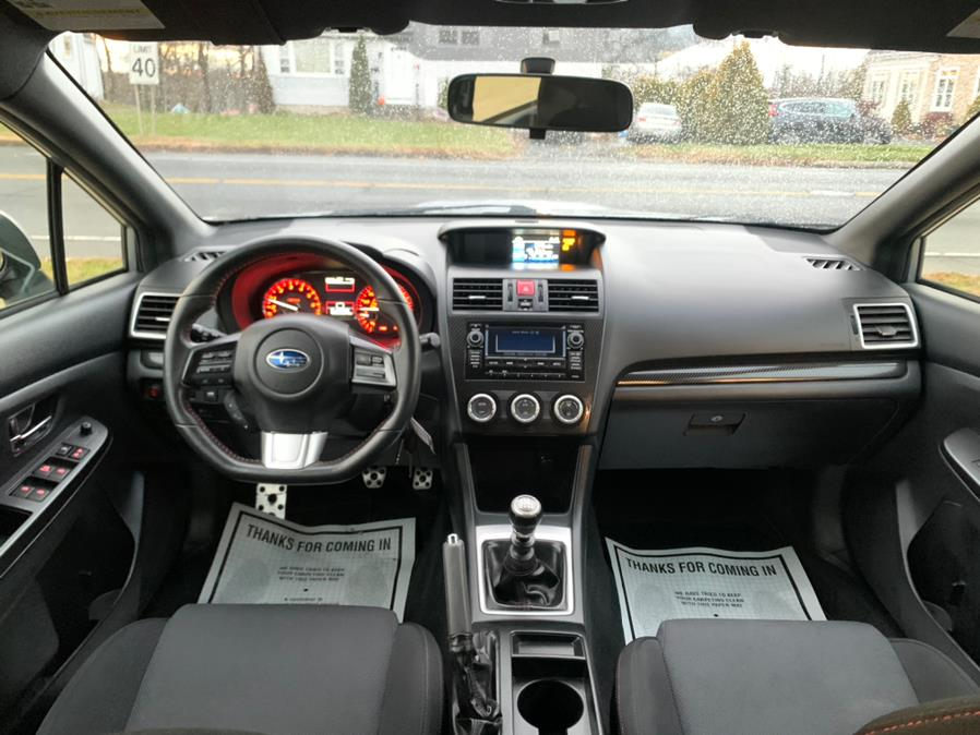 2015 Subaru WRX 4dr Sdn Man, available for sale in Meriden, Connecticut | House of Cars CT. Meriden, Connecticut