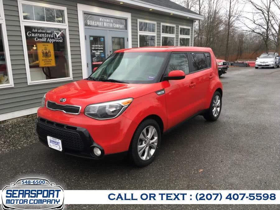 Used 2016 Kia Soul in Searsport, Maine | Searsport Motor Company. Searsport, Maine