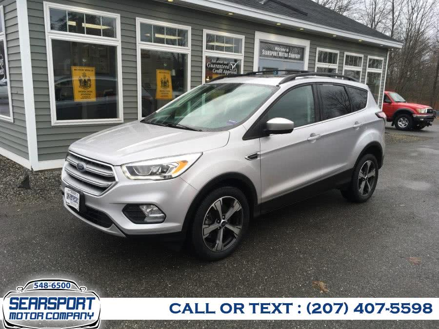 Used 2017 Ford Escape in Searsport, Maine | Searsport Motor Company. Searsport, Maine
