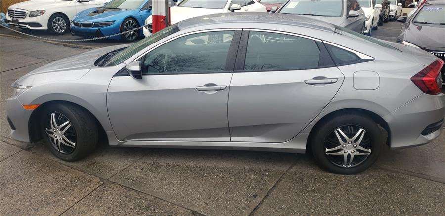 2018 Honda Civic LX CVT, available for sale in South Richmond Hill, New York   ID Auto Mall . South Richmond Hill, New York