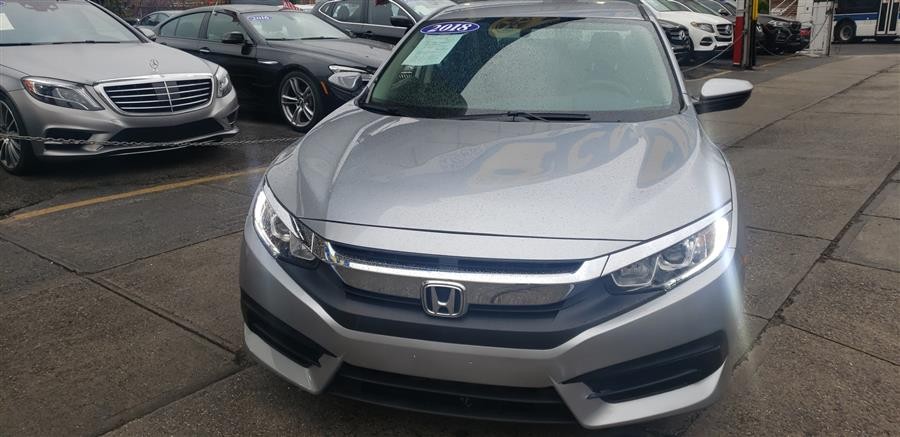 2018 Honda Civic LX CVT, available for sale in South Richmond Hill, New York | ID Auto Mall . South Richmond Hill, New York