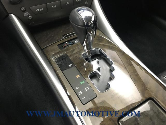 2012 Lexus Is 250 4dr Sport Sdn Auto AWD, available for sale in Naugatuck, Connecticut | J&M Automotive Sls&Svc LLC. Naugatuck, Connecticut