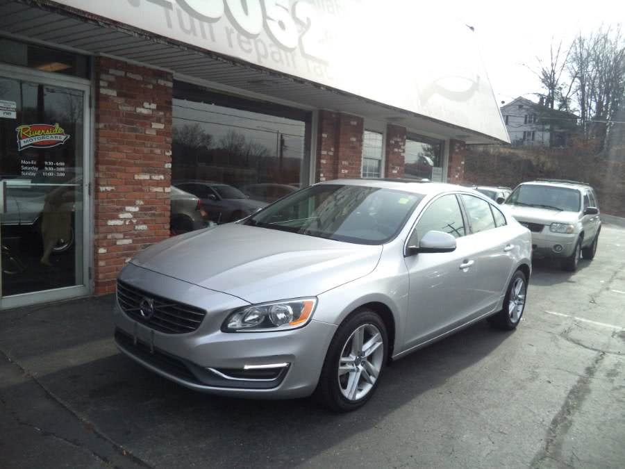Used 2014 Volvo S60 in Naugatuck, Connecticut | Riverside Motorcars, LLC. Naugatuck, Connecticut