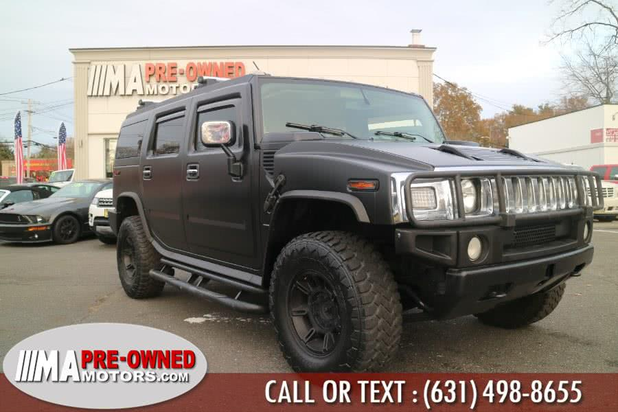Used 2003 HUMMER H2 in Huntington, New York | M & A Motors. Huntington, New York