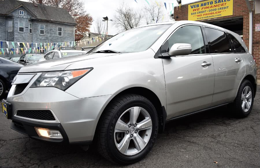Used 2010 Acura MDX in Hartford, Connecticut | VEB Auto Sales. Hartford, Connecticut