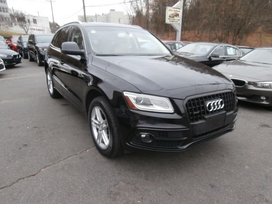 Used Audi Q5 quattro 4dr 3.0T Premium Plus 2014 | Jim Juliani Motors. Waterbury, Connecticut