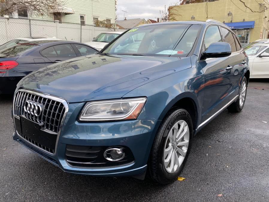 Used 2016 Audi Q5 in Jamaica, New York | Sunrise Autoland. Jamaica, New York