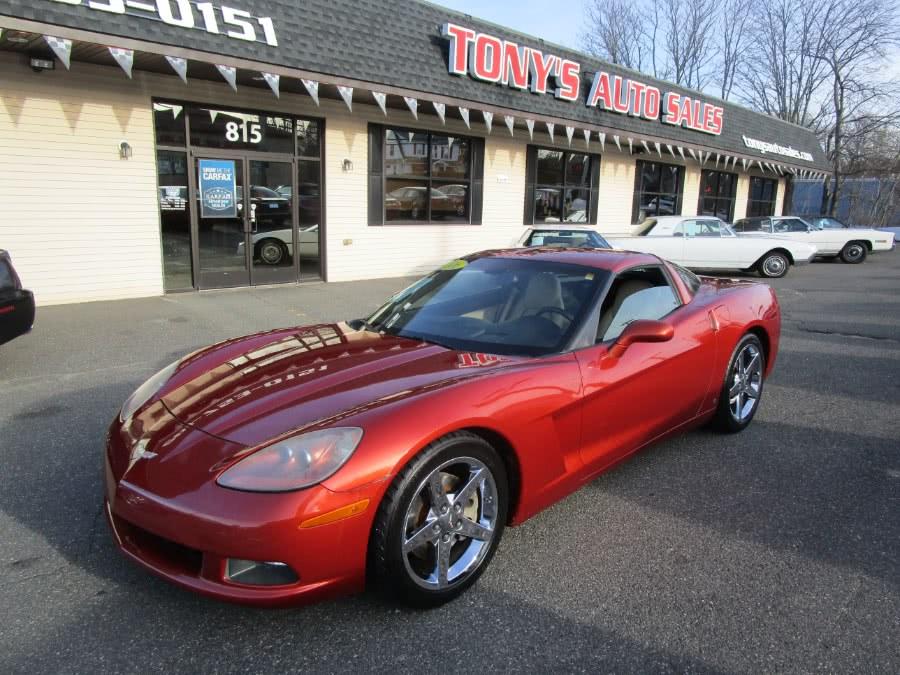 Used 2006 Chevrolet Corvette in Waterbury, Connecticut | Tony's Auto Sales. Waterbury, Connecticut