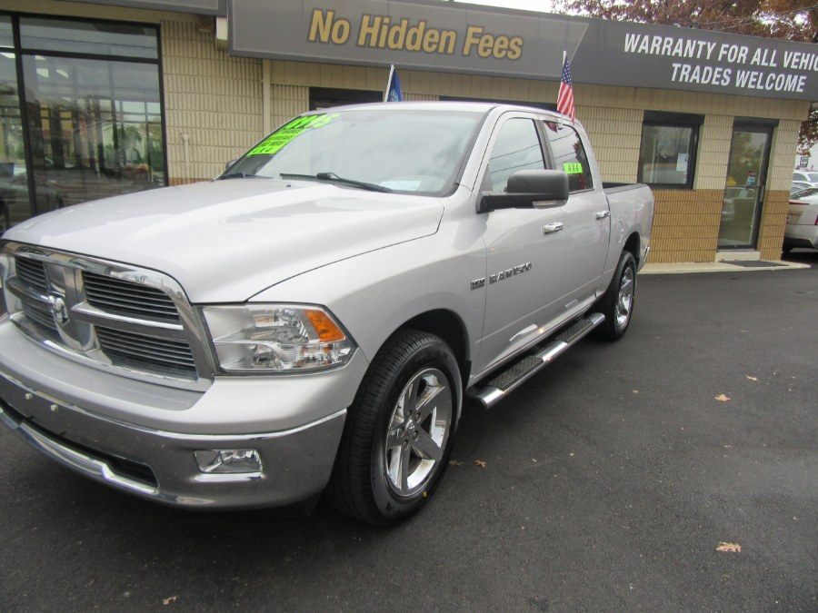 """Used Ram 1500 4WD Crew Cab 140.5"""" Big Horn 2012 