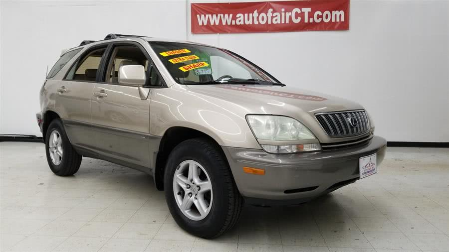 Used 2003 Lexus RX 300 in West Haven, Connecticut