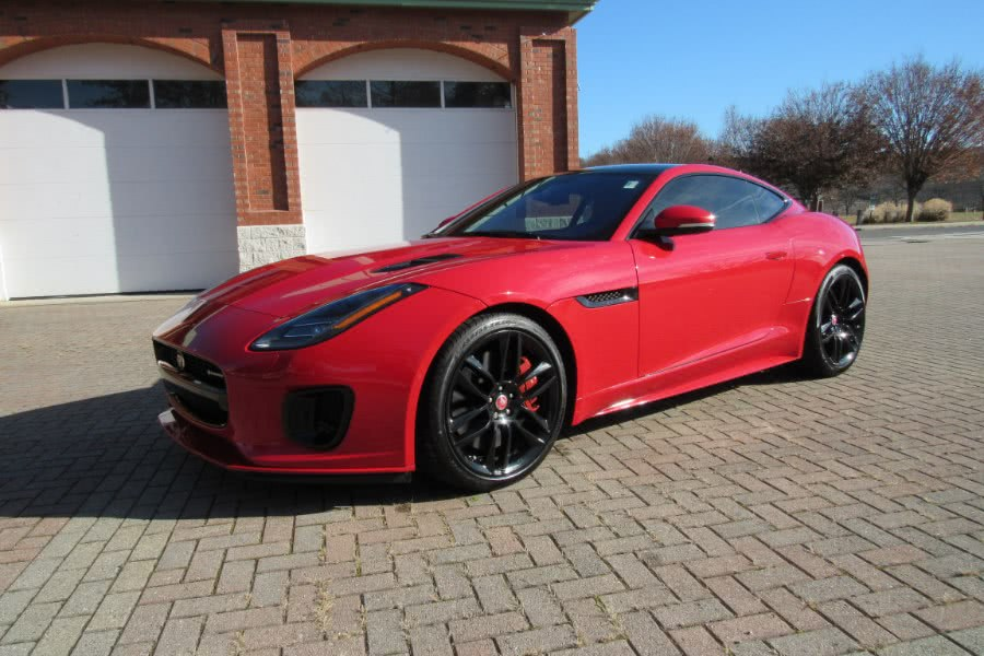 Used 2018 Jaguar F-TYPE in Shelton, Connecticut | Center Motorsports LLC. Shelton, Connecticut