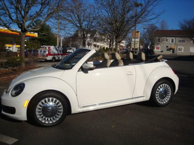 Used 2014 Volkswagen Beetle Convertible in Torrington, Connecticut | Ross Motorcars. Torrington, Connecticut
