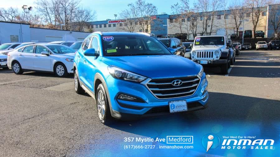 Used 2018 Hyundai Tucson in Medford, Massachusetts | Inman Motors Sales. Medford, Massachusetts