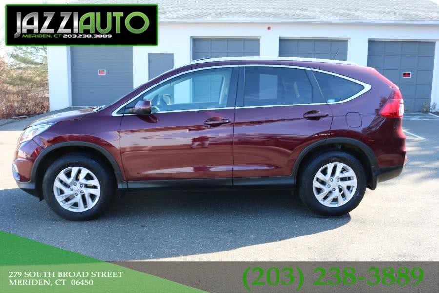 Used 2016 Honda CR-V in Meriden, Connecticut | Jazzi Auto Sales LLC. Meriden, Connecticut
