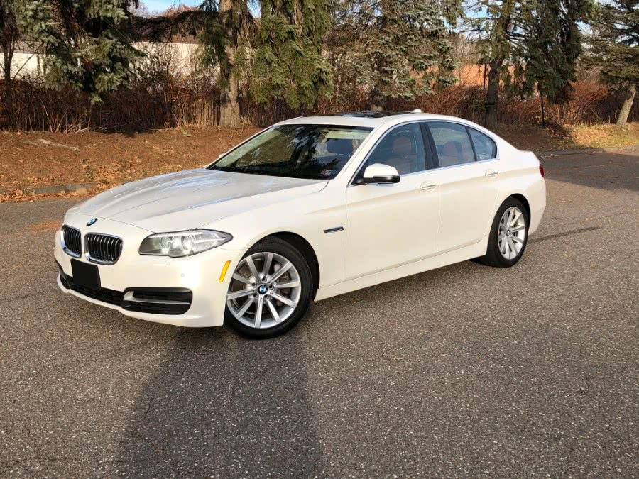 Used 2014 BMW 5 Series in Waterbury, Connecticut | Platinum Auto Care. Waterbury, Connecticut