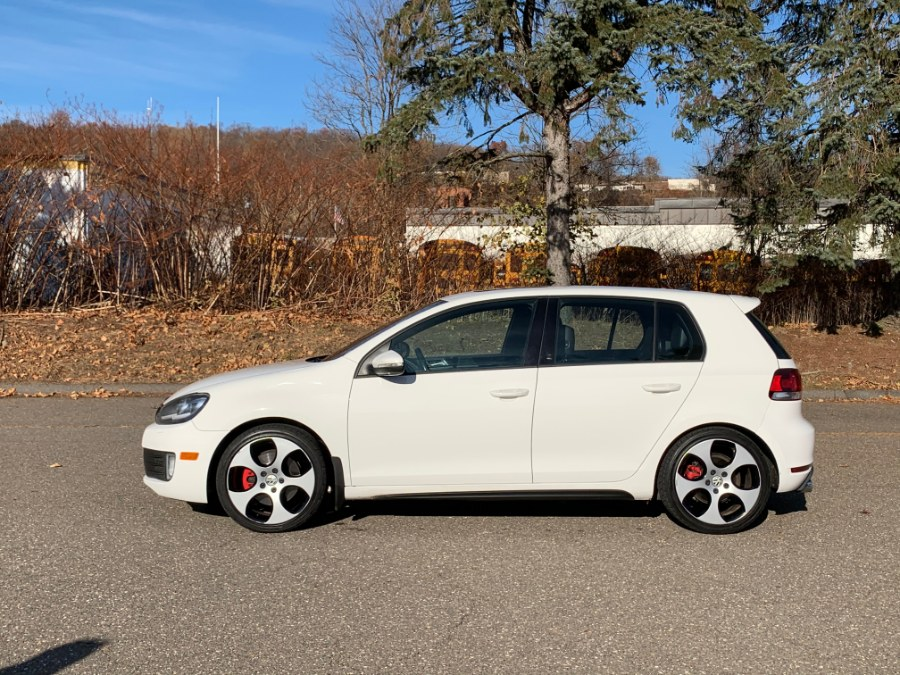 2011 Volkswagen GTI 4dr HB DSG w/Sunroof & Navi PZEV, available for sale in Waterbury, Connecticut | Platinum Auto Care. Waterbury, Connecticut