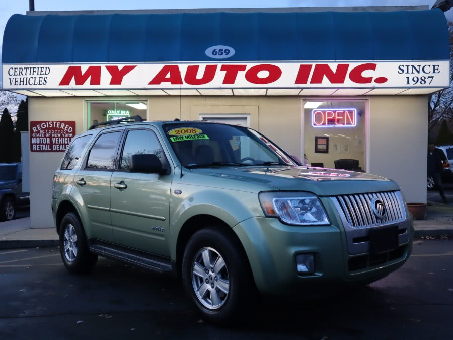 Used 2008 Mercury Mariner in Huntington Station, New York | My Auto Inc.. Huntington Station, New York