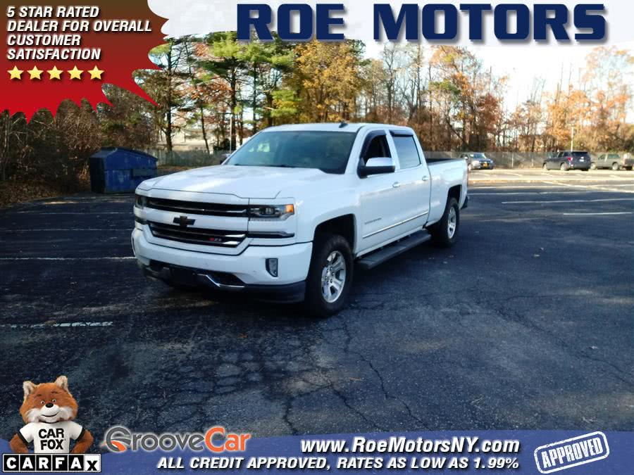 "Used Chevrolet Silverado 1500 4WD Crew Cab 143.5"" LTZ w/2LZ 2016 