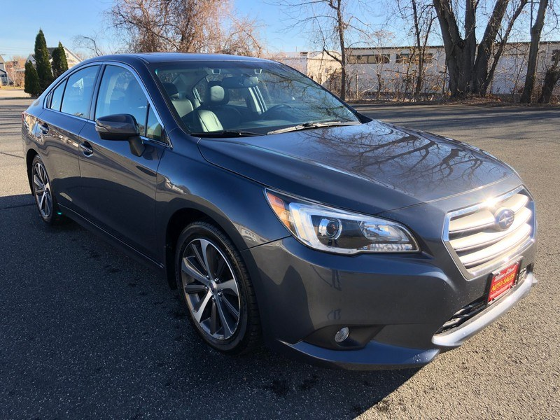 Used Subaru Legacy 4dr Sdn 2.5i Limited PZEV 2016 | Union Street Auto Sales. West Springfield, Massachusetts