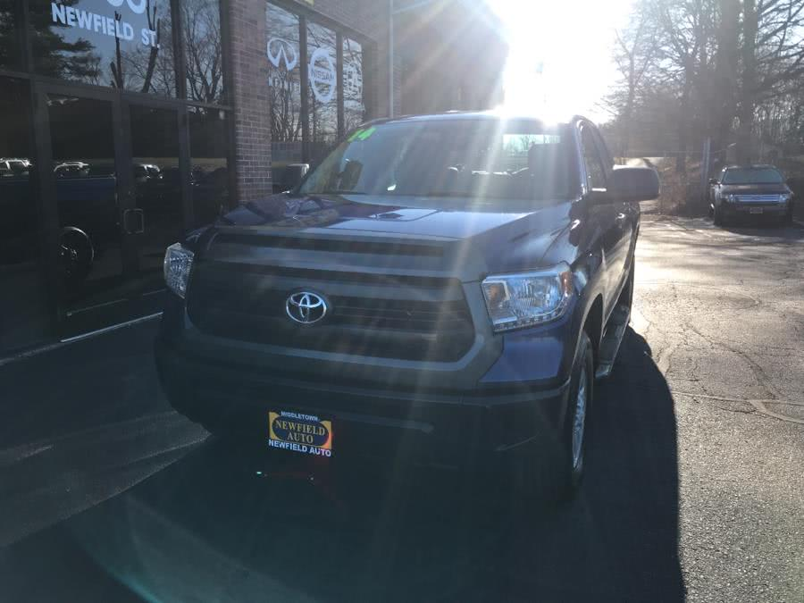 Used 2014 Toyota Tundra 4WD Truck in Middletown, Connecticut | Newfield Auto Sales. Middletown, Connecticut