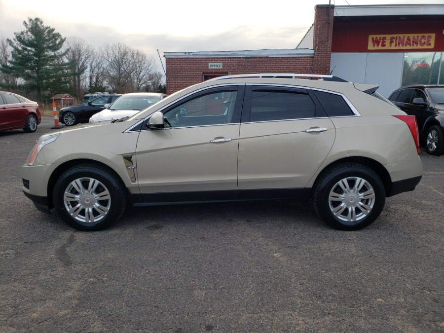Used Cadillac SRX AWD 4dr Luxury Collection 2012 | Toro Auto. East Windsor, Connecticut