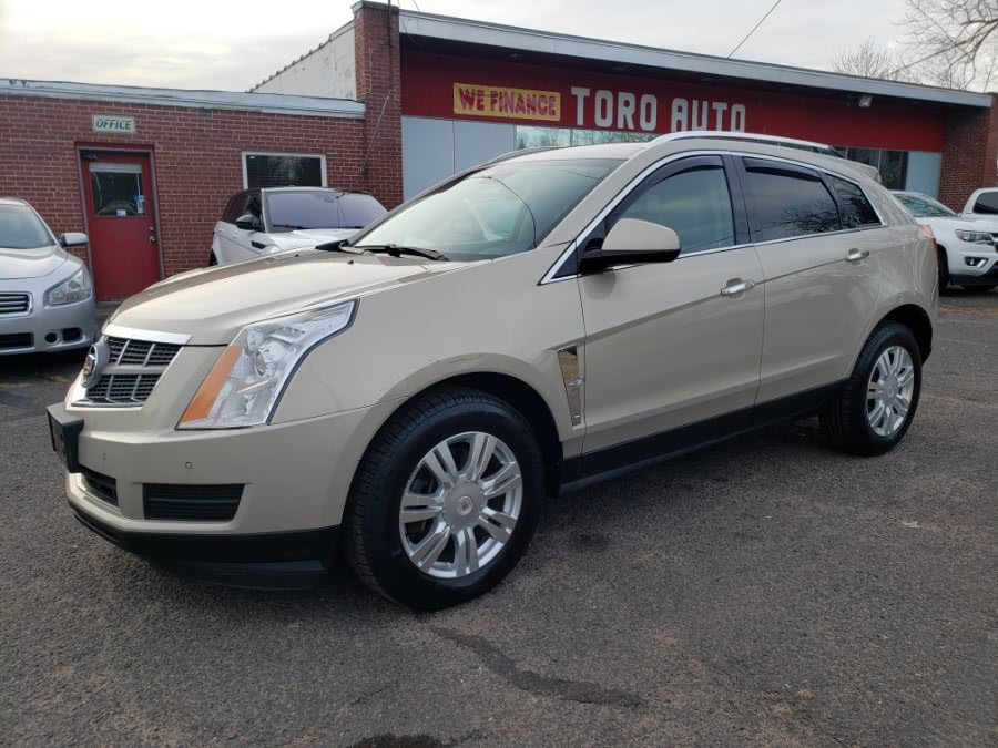 Used 2012 Cadillac SRX in East Windsor, Connecticut | Toro Auto. East Windsor, Connecticut