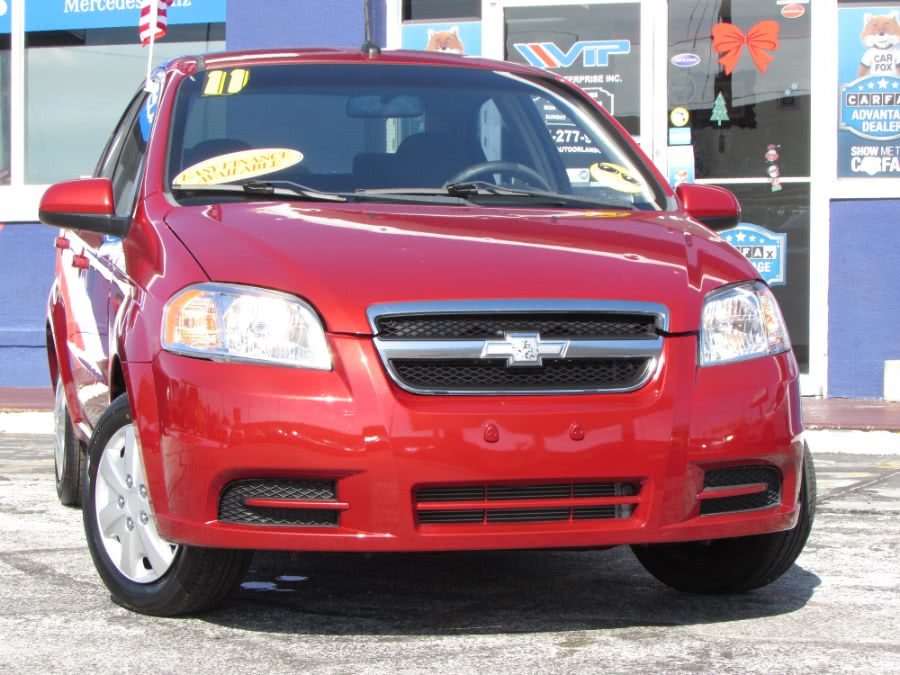 Used 2011 Chevrolet Aveo in Orlando, Florida | VIP Auto Enterprise, Inc. Orlando, Florida