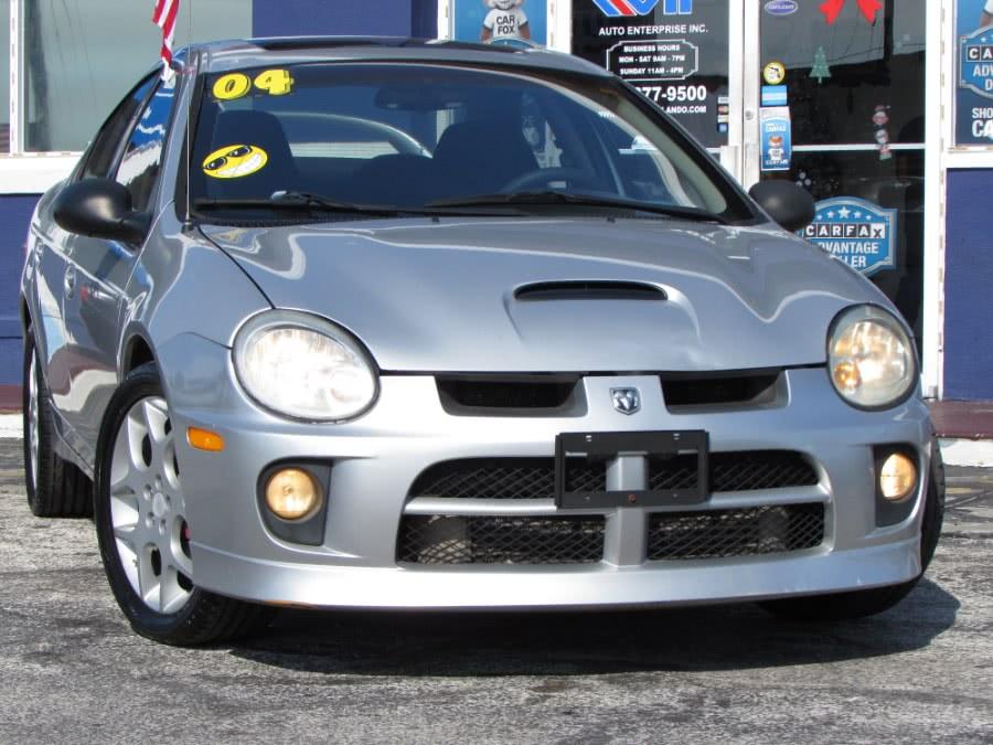 Used Dodge Neon 4dr Sdn SRT4 2004 | VIP Auto Enterprise, Inc. Orlando, Florida