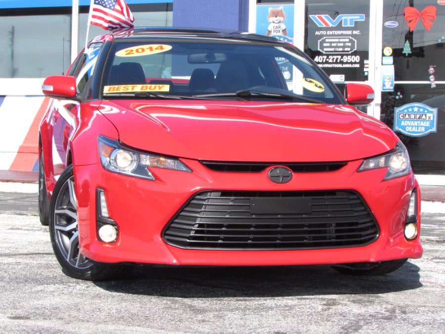 Used Scion tC 2dr HB Man (Natl) 2014 | VIP Auto Enterprise, Inc. Orlando, Florida