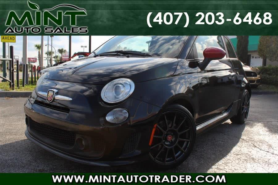 Used 2012 FIAT 500 in Orlando, Florida | Mint Auto Sales. Orlando, Florida