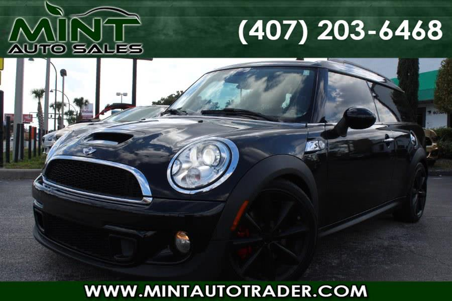Used 2014 MINI Cooper Clubman in Orlando, Florida | Mint Auto Sales. Orlando, Florida